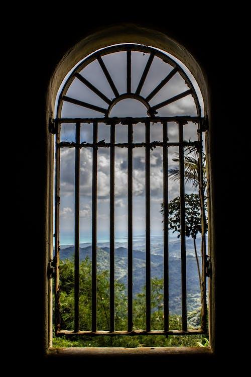 Gratis arkivbilde med buet vindu, regnskog, san juan puerto rico