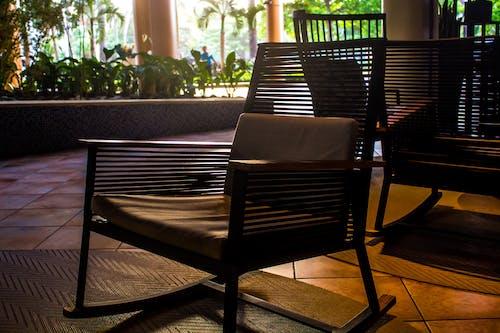 Gratis arkivbilde med gyngestol, hotellobbyen, san juan puerto rico