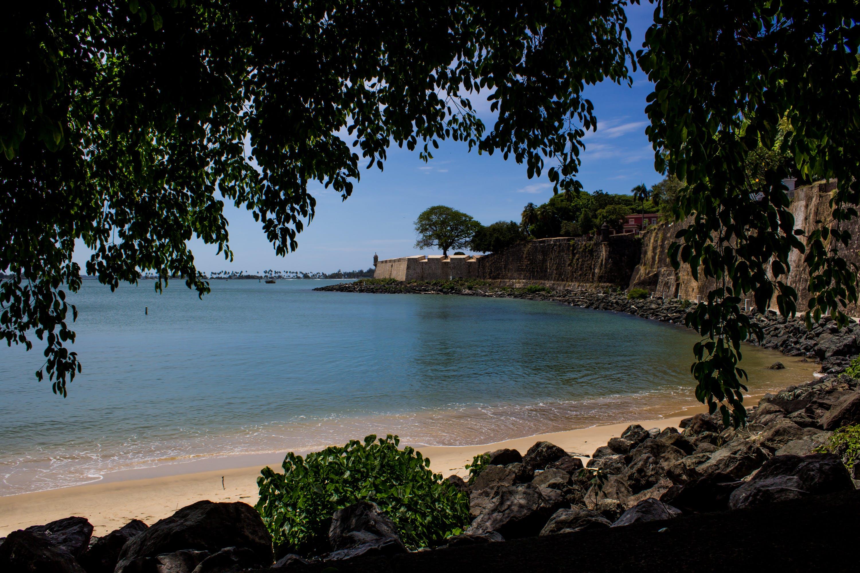 Kostenloses Stock Foto zu meerblick, san juan puerto rico