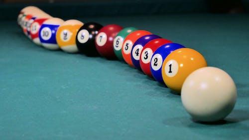 Free stock photo of billiards