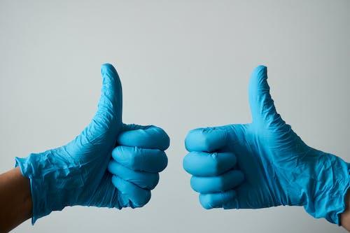 Kostenloses Stock Foto zu blau, coronavirus, covid-19