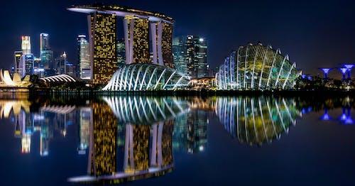 Free stock photo of Marina Bay, singapore, singaporean