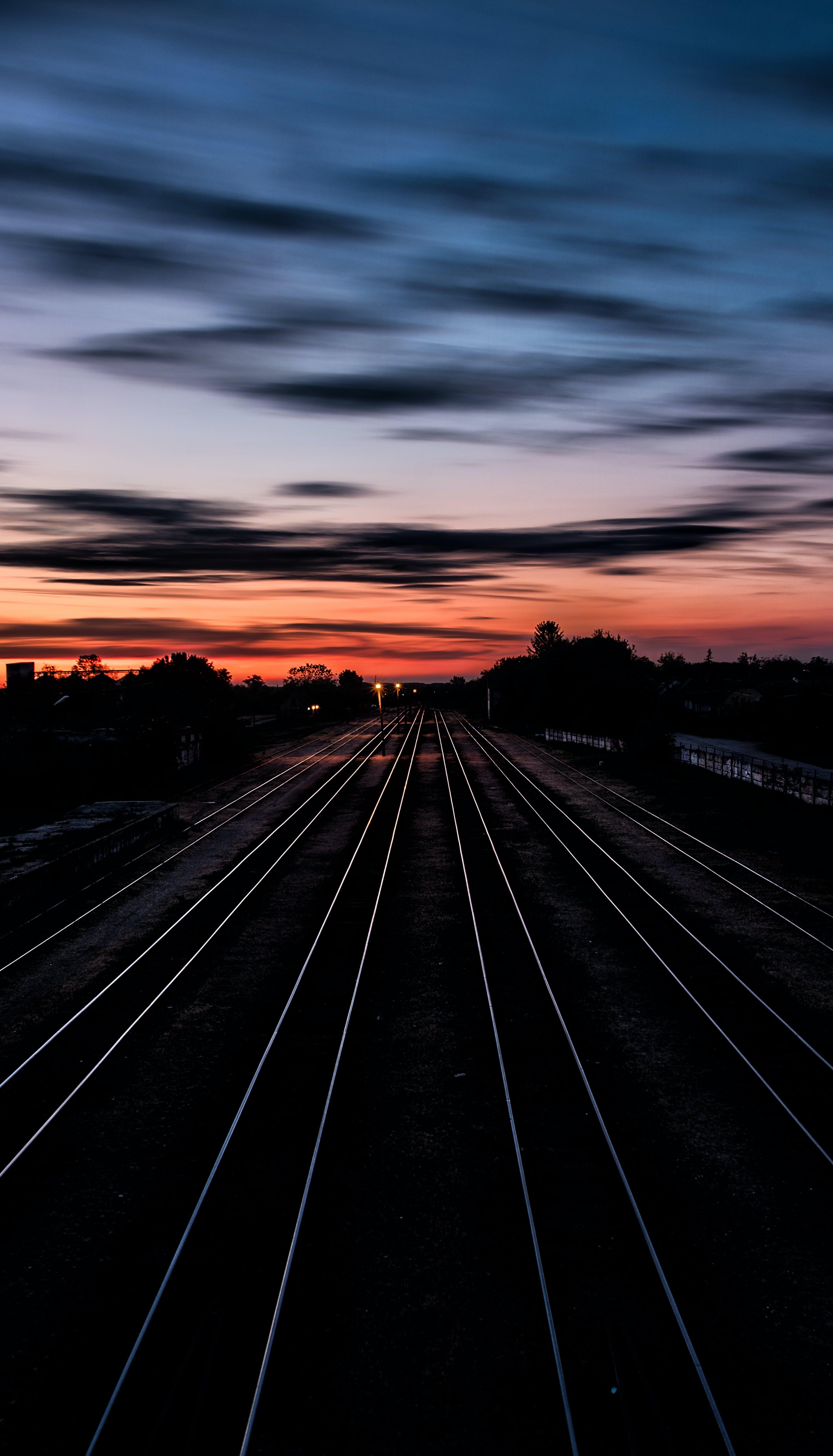 Stainless Steel Train Rails