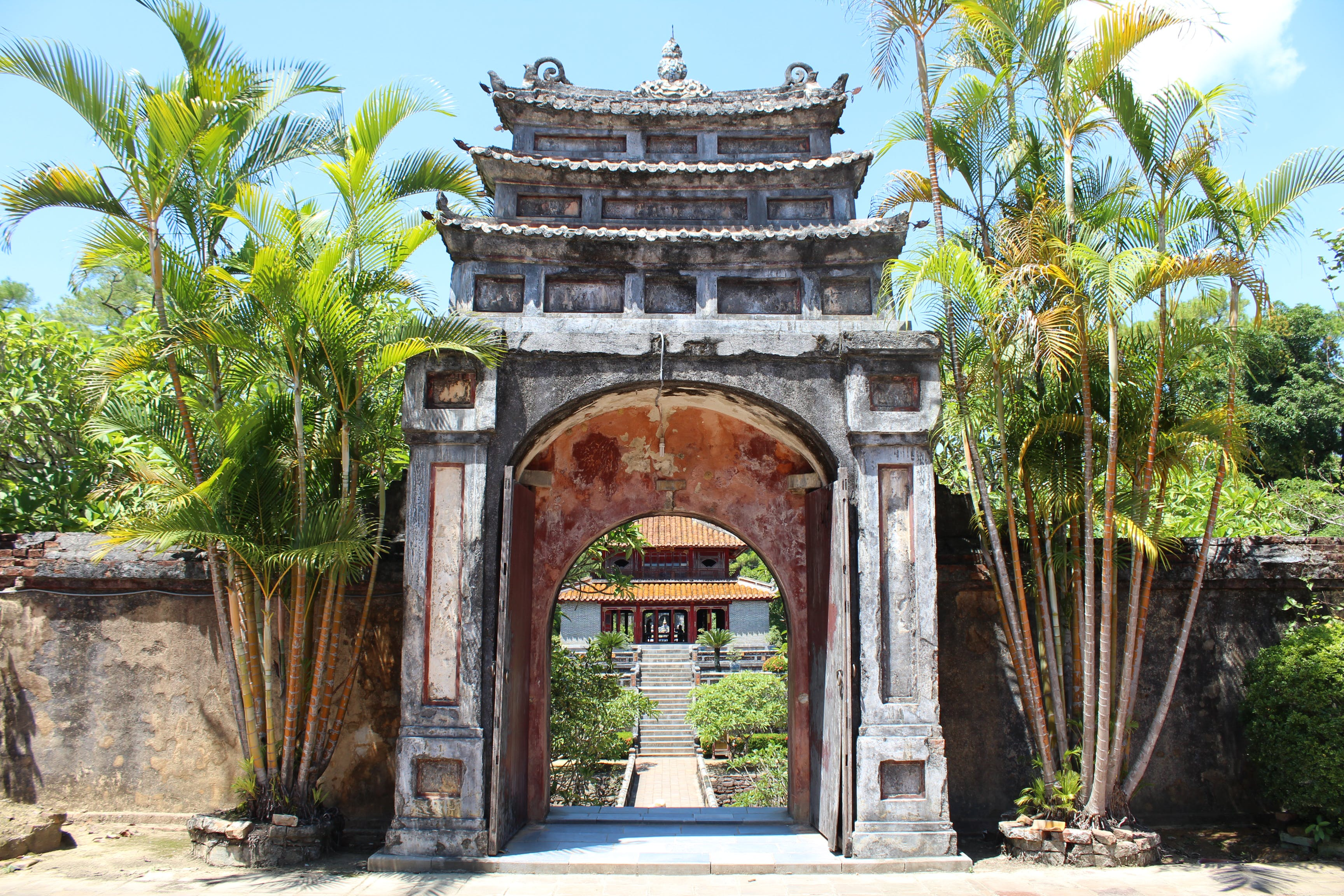 Free stock photo of ancient, asia, gate, history