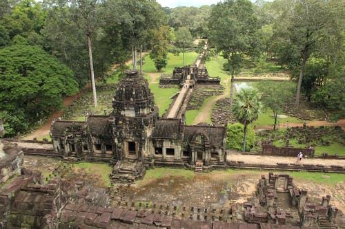 Free stock photo of ancient, angor thom, cambodia