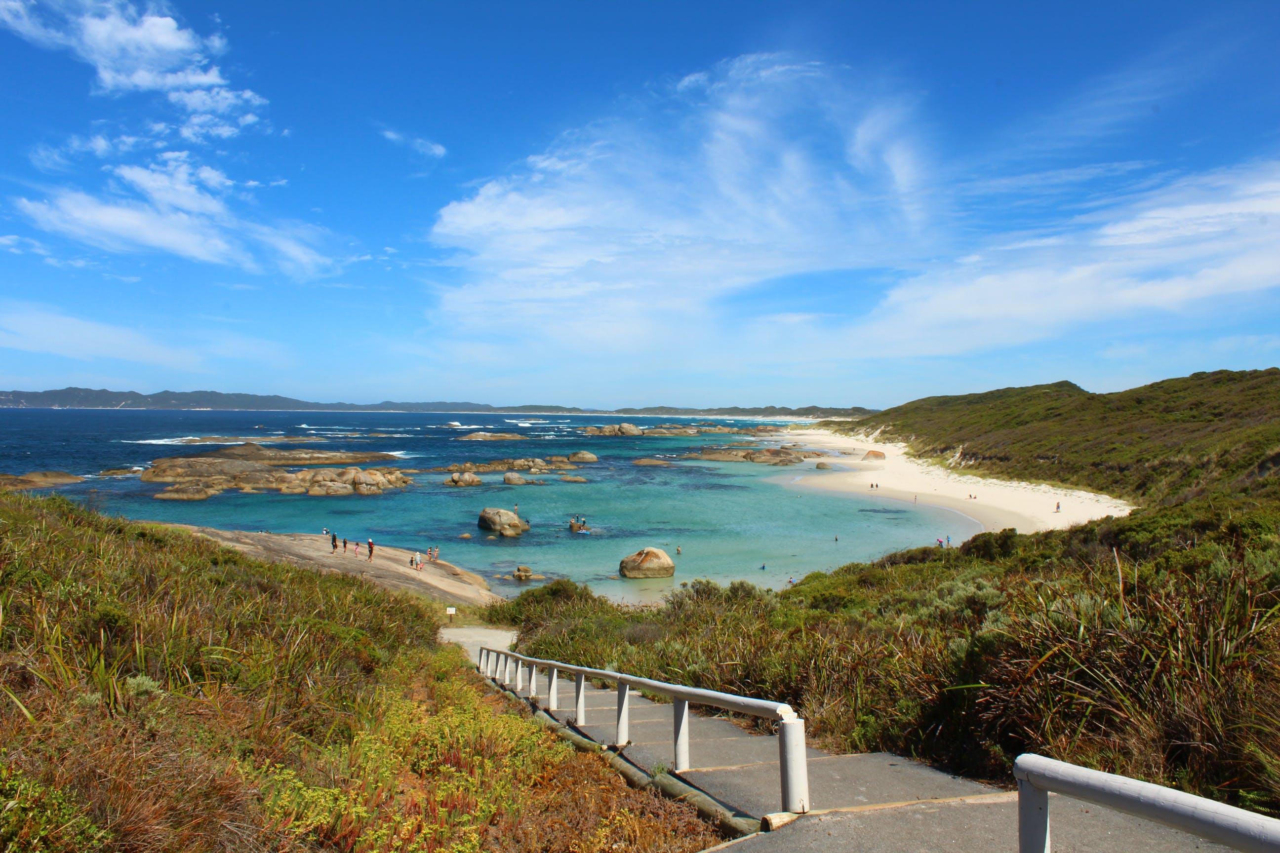Free stock photo of australia, beach, clouds, denmark