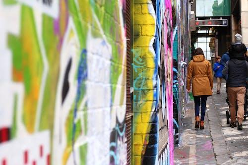 Free stock photo of art, australia, brick wall