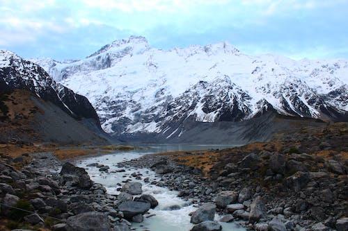 Δωρεάν στοκ φωτογραφιών με mt cook, βουνά, βουνό, κάμπινγκ