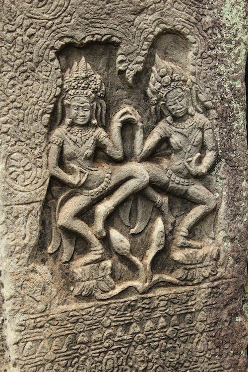Free stock photo of ancient, angor thom, buddhism
