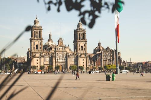 Free stock photo of mexico, Mexico City, Mexico landmark, travel