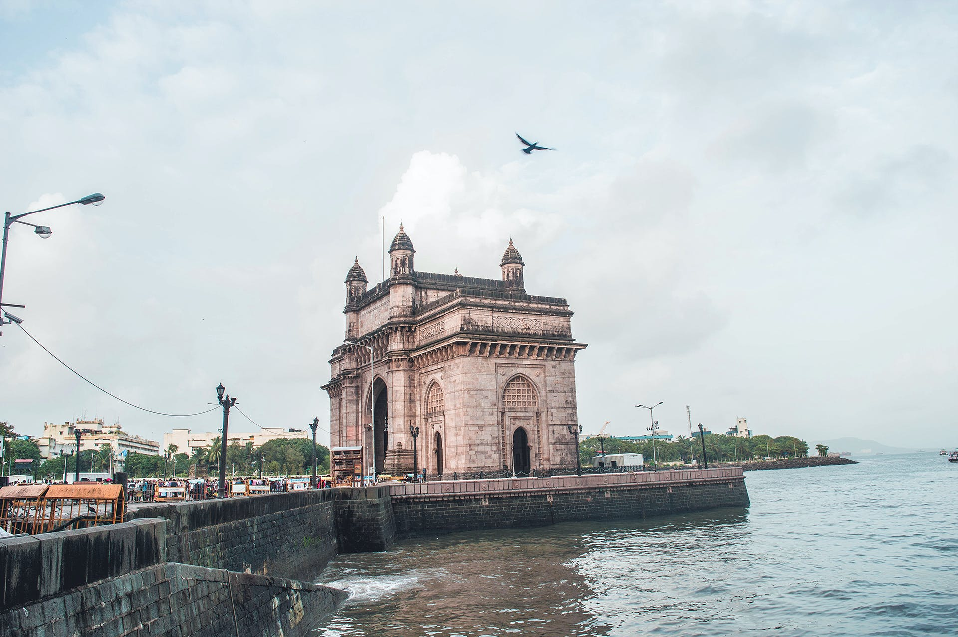 Free stock photo of architecture, attraction, british architecture, Gateway of India