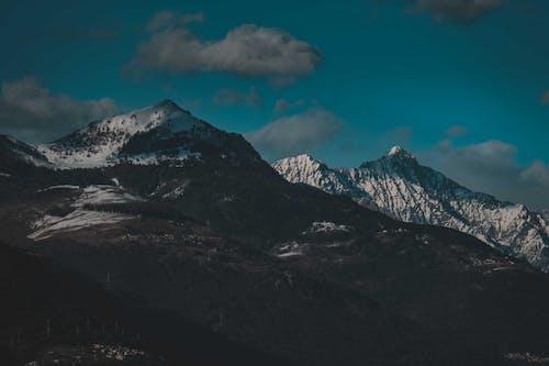 Gratis lagerfoto af bjerg, forkølelse, koldt