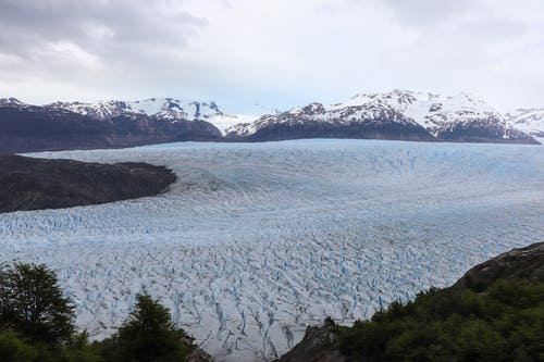 Free stock photo of blue, chile, cloud, glacier