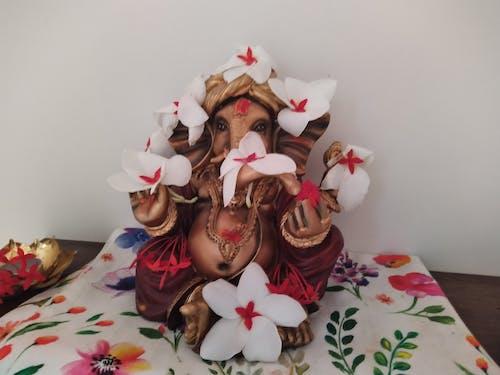 Free stock photo of hindu god, lord, vinayaka