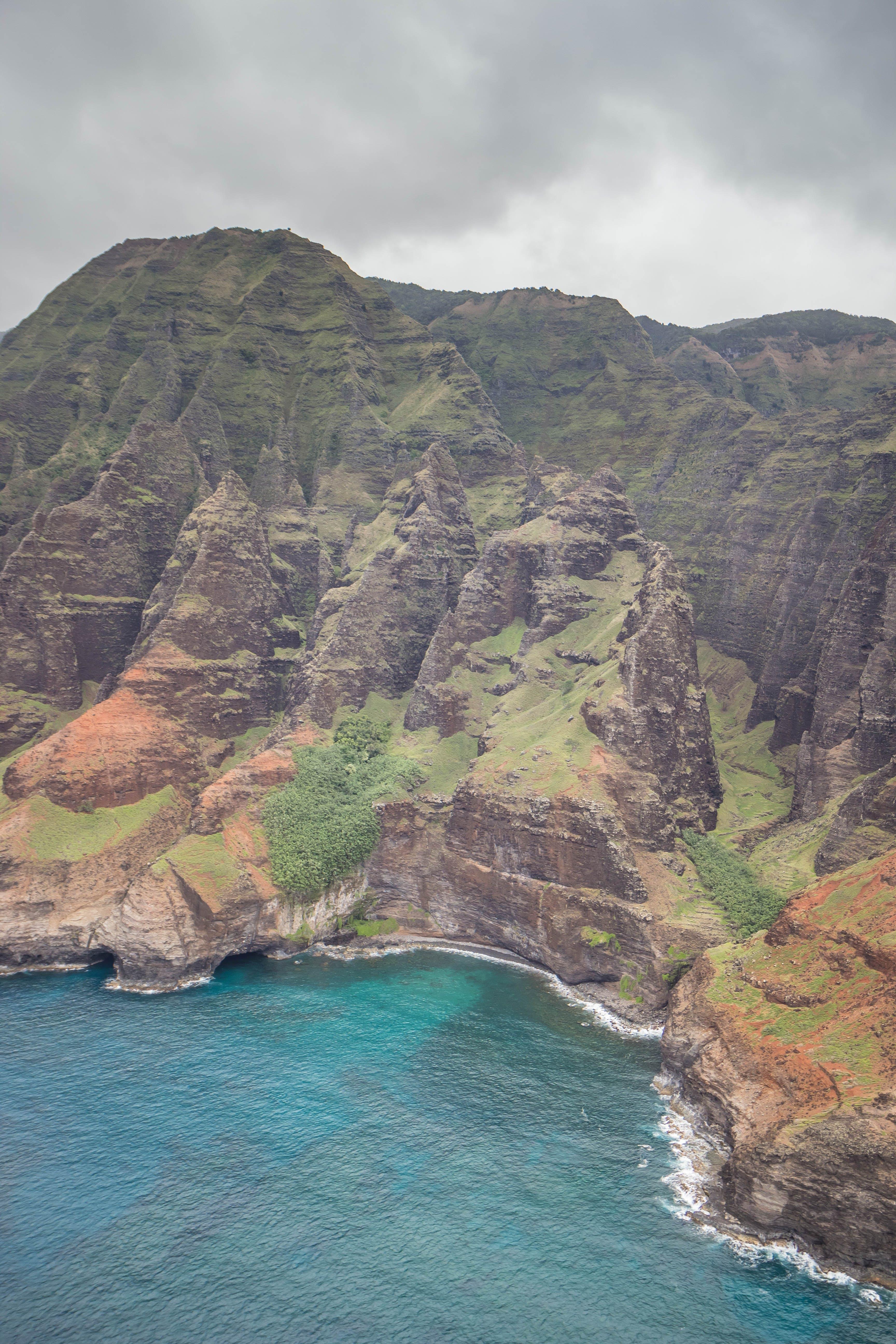 Free stock photo of hawaii, kauai, napali coast
