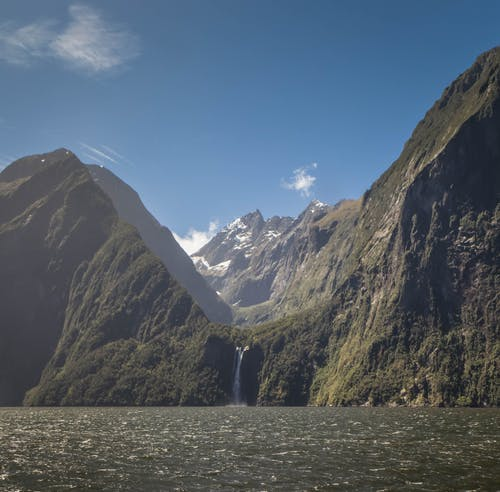 Free stock photo of milford sound, mountains, new zealand