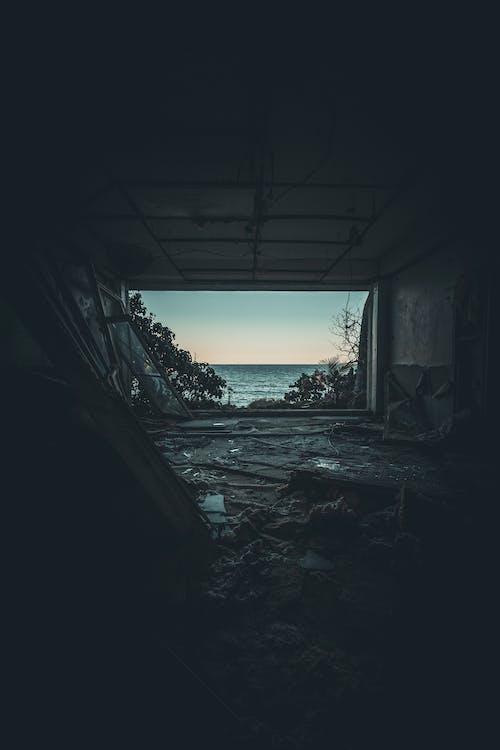 Free stock photo of 4k wallpaper, abandoned, dark, darkness