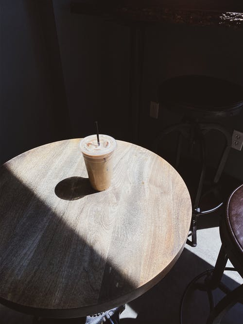 Free stock photo of black coffee, brown, brown background, caf
