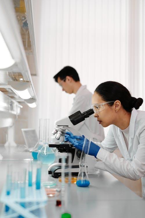 Immagine gratuita di assistenza sanitaria, biochimica, biologia, chimica