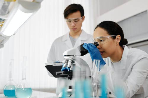 Free stock photo of beaker, biochemistry, biology, chemistry