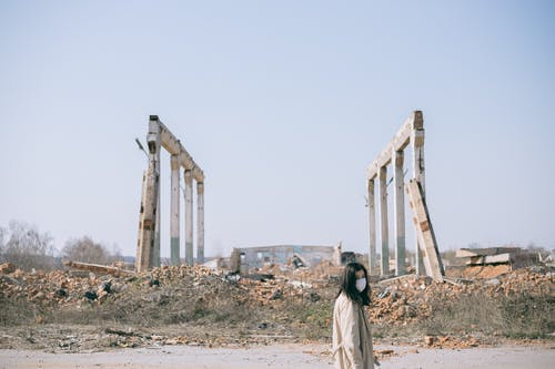 Imagine de stoc gratuită din abandonat, apă, arhitectură, călătorie