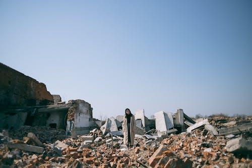 Imagine de stoc gratuită din abandonat, arhitectură, calamitate, călătorie