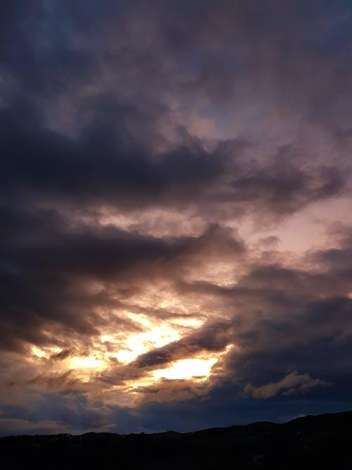 คลังภาพถ่ายฟรี ของ ดราม่า, ท้องฟ้า, ท้องฟ้าที่น่าทึ่ง, ท้องฟ้าสวยๆ