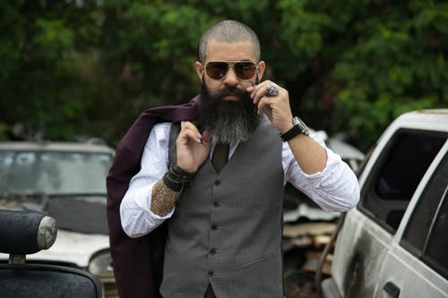 Gratis stockfoto met aanvoerder, auto, baas, barba