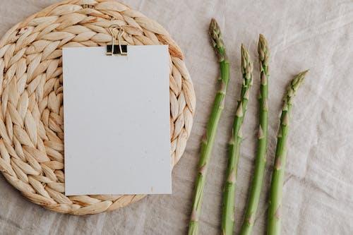 Gratis arkivbilde med anlegg, ark, arrangement, asparges