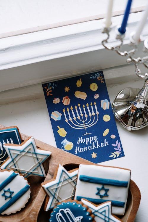 Cookies for Hanukkah