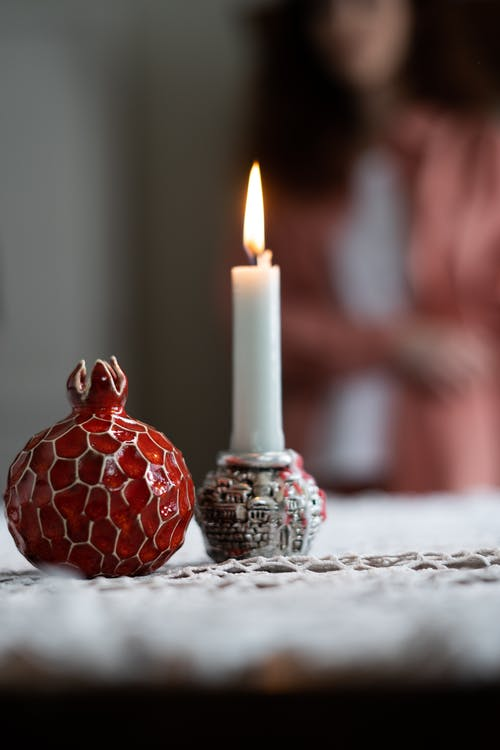 Free stock photo of candle, candles, ceramic