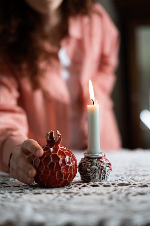 Free stock photo of candle, candles, ceramic, ceramics
