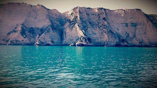 Kostnadsfri bild av avslappning, berg, blå, hav