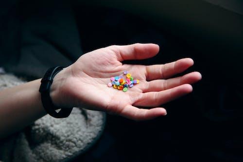 Foto profissional grátis de arco-íris, balas, cheio de cor, ciclos