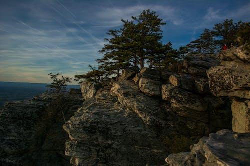 Free stock photo of beautiful view, clift, hiking