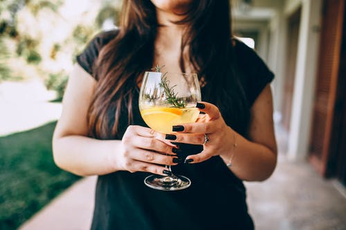 Immagine gratuita di bevanda, bevande, bicchiere di vino