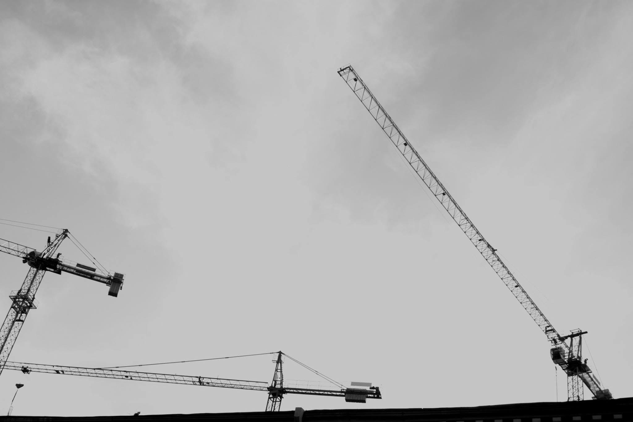 Free stock photo of constructing