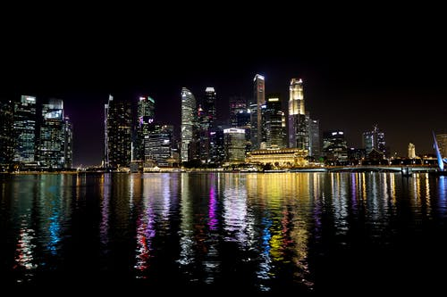 Photo Of City During Night