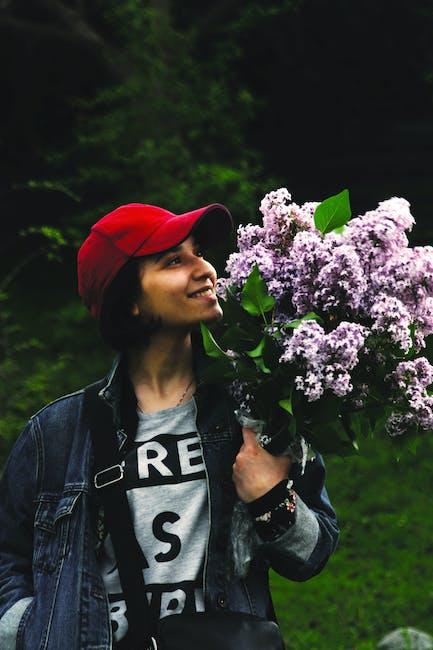New free stock photo of fashion, woman, flowers