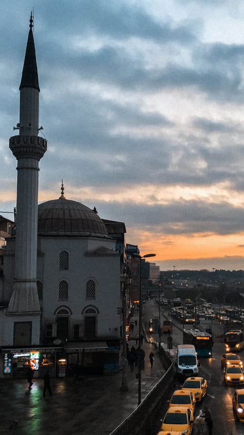 Free stock photo of early, Istanbul, morning, street