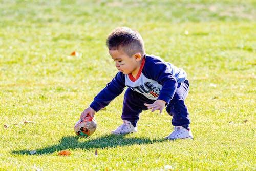Free stock photo of American football, american football player, babies