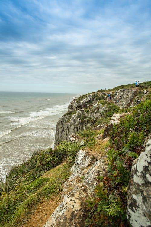 Fotos de stock gratuitas de agua, al lado del océano, cielo, cielo azul