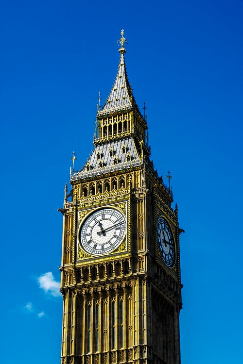 architektúra, Big Ben, budova