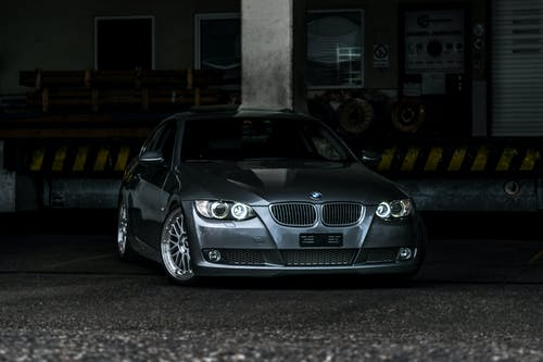 Photo Of Parked BMW
