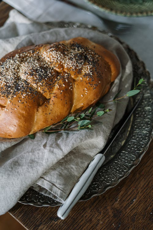 Traditional Jewish Bread