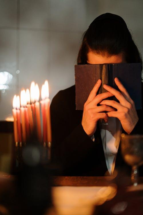 Darmowe zdjęcie z galerii z chanuka, chasydyzm, ciemny, duchowość
