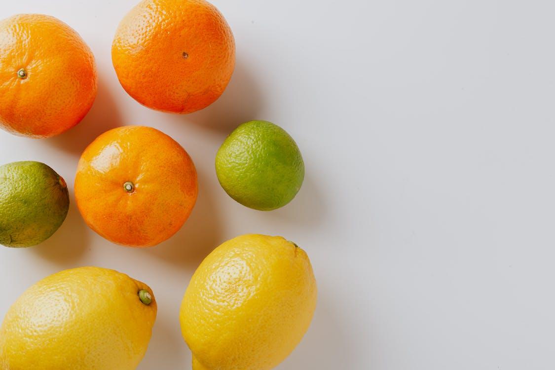 Photo Of Orange Beside Lemon