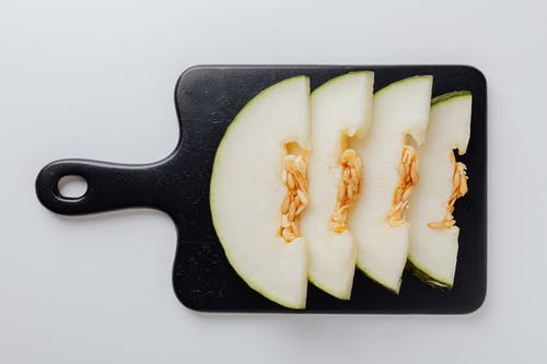 Photo Of Slice Melon