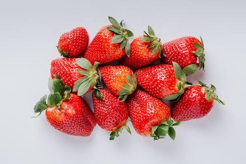 Imagine de stoc gratuită din băutură răcoritoare, bomboane, căpșuni, delicios