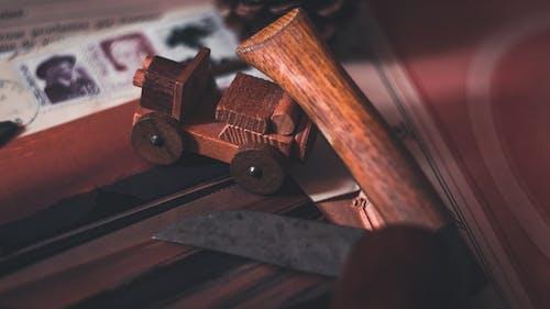 Free stock photo of ancien, bois, carte postale